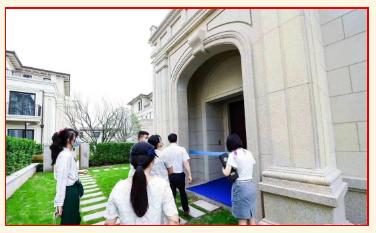 """""""7开得胜""""——热烈祝贺龙湖二期二保温项目新江与城·天越顺利交房"""